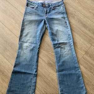 Gap 1969 jeans long and lean size 30/10L